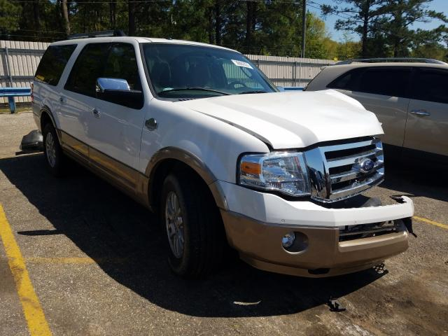 Ford Expedition salvage cars for sale: 2014 Ford Expedition