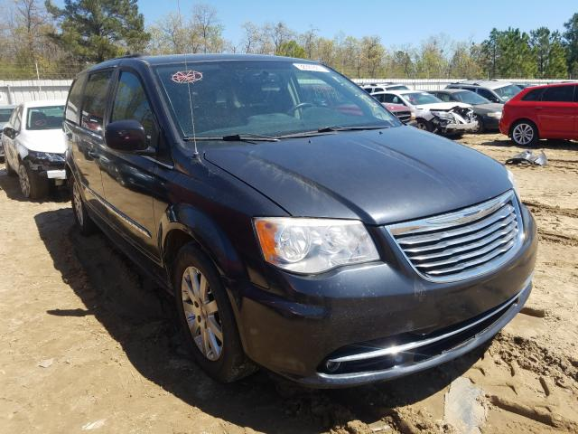 Salvage cars for sale from Copart Gaston, SC: 2013 Chrysler Town & Country