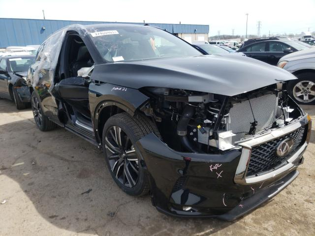 Infiniti Q50 salvage cars for sale: 2021 Infiniti Q50