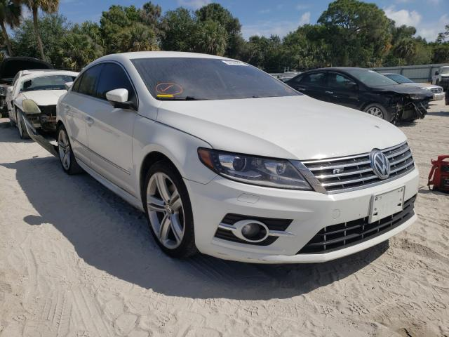 Volkswagen CC Base salvage cars for sale: 2016 Volkswagen CC Base