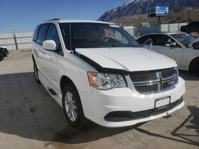 Salvage cars for sale from Copart Farr West, UT: 2016 Dodge Grand Caravan
