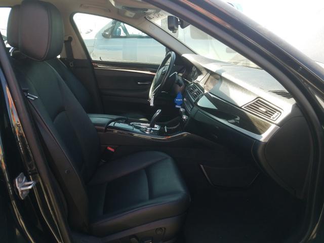 2013 BMW 528 XI - Left Rear View