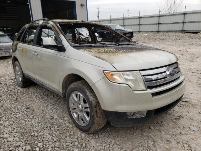 Salvage cars for sale from Copart Appleton, WI: 2007 Ford Edge SEL