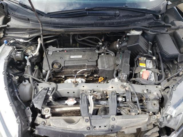 2016 HONDA CR-V SE 2HKRM3H45GH538386