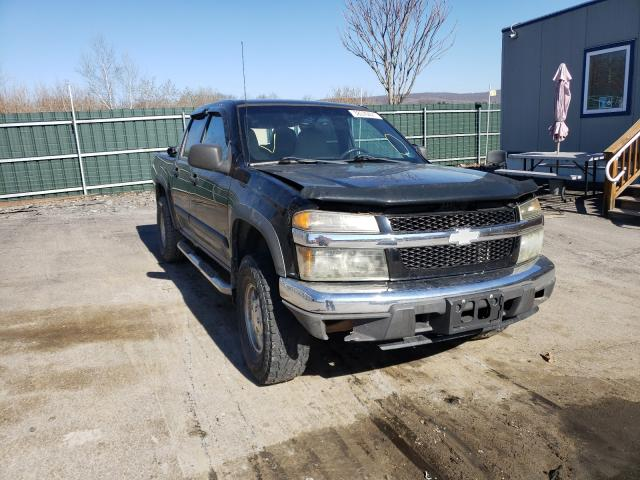 Salvage cars for sale from Copart Duryea, PA: 2007 Chevrolet Colorado