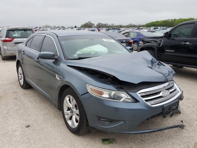 Salvage cars for sale from Copart San Antonio, TX: 2010 Ford Taurus SEL
