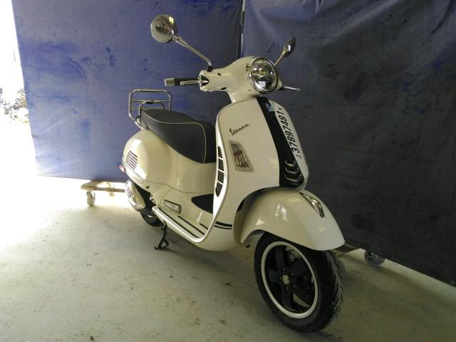 Vespa salvage cars for sale: 2020 Vespa GTS
