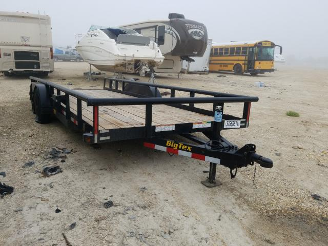 Big Tex salvage cars for sale: 2019 Big Tex Trailer