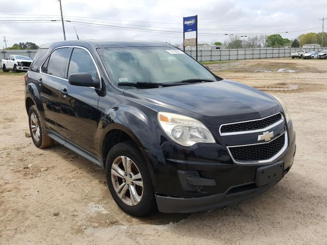 Salvage cars for sale from Copart Newton, AL: 2011 Chevrolet Equinox LS