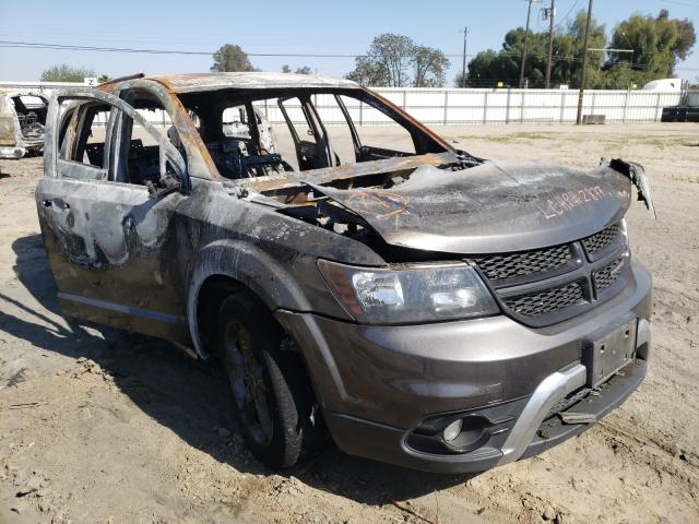 Salvage 2016 DODGE JOURNEY - Small image. Lot 38335111