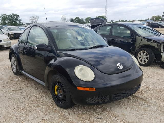 Salvage cars for sale from Copart Newton, AL: 2008 Volkswagen New Beetle