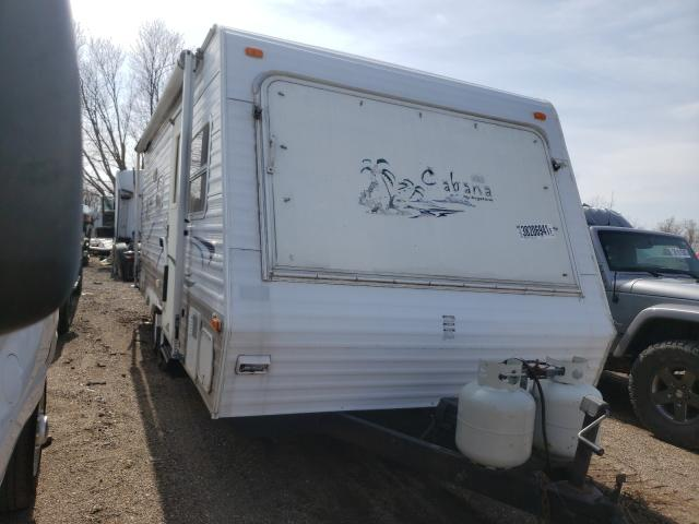 Keystone salvage cars for sale: 2004 Keystone Trailer