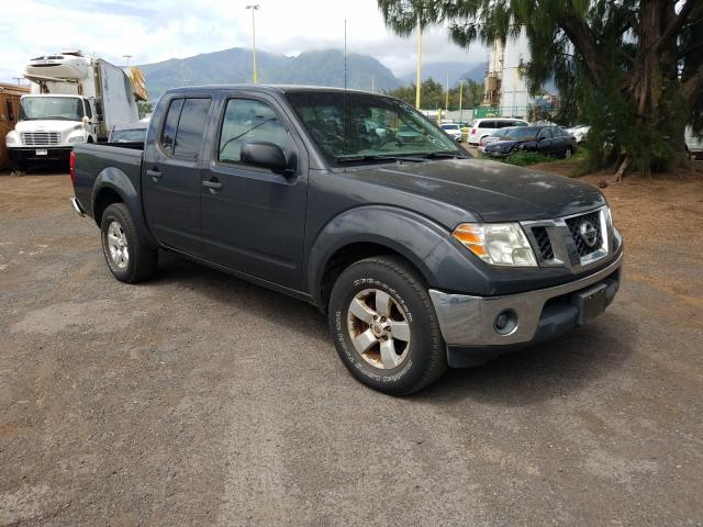 Nissan salvage cars for sale: 2011 Nissan Frontier S