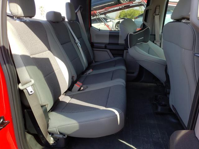 2020 FORD F150 SUPER - Interior View