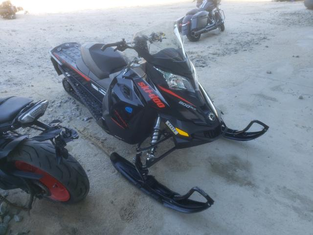 Salvage cars for sale from Copart Candia, NH: 2016 Skidoo Renegade