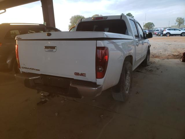 2011 GMC CANYON SLT - Right Rear View