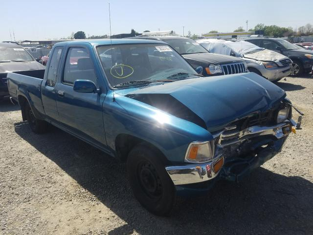 Salvage cars for sale from Copart Antelope, CA: 1989 Toyota Pickup 1/2