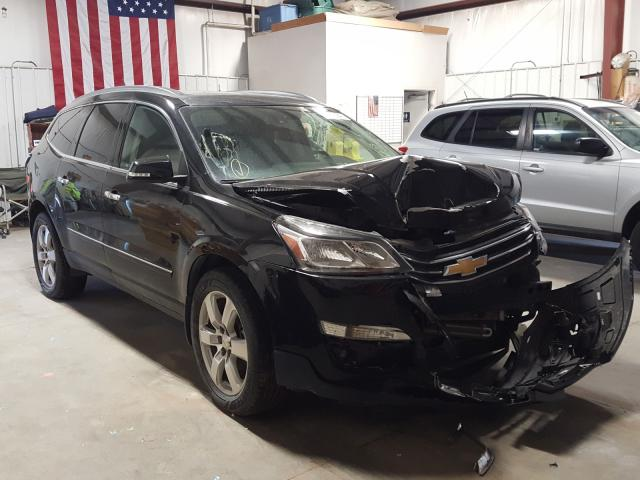 Salvage cars for sale from Copart Billings, MT: 2016 Chevrolet Traverse L
