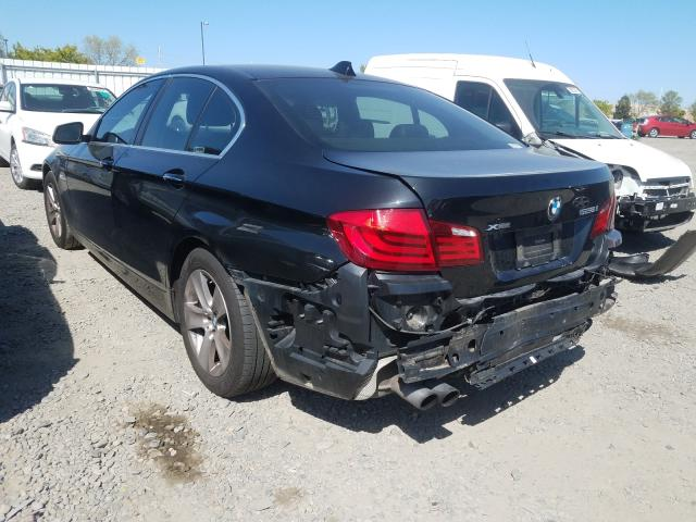 2013 BMW 528 XI - Right Front View