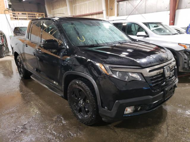 Salvage cars for sale from Copart Anchorage, AK: 2017 Honda Ridgeline