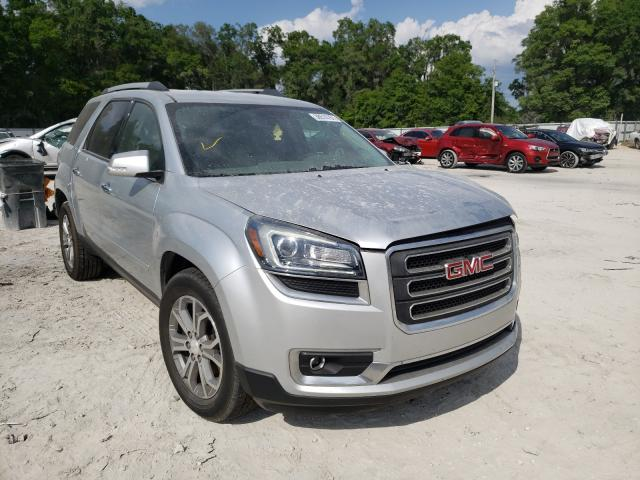 Salvage cars for sale from Copart Ocala, FL: 2014 GMC Acadia SLT