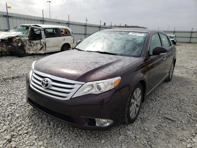 2011 TOYOTA AVALON BAS - Left Front View