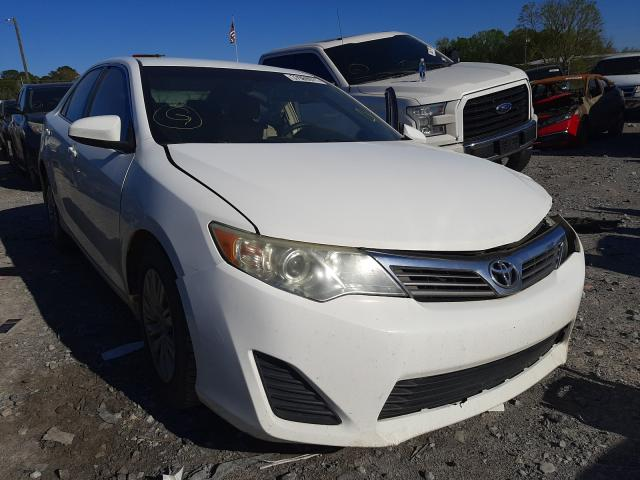 Salvage 2012 TOYOTA CAMRY - Small image. Lot 37969971