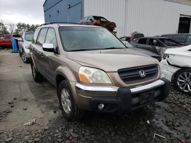 2004 Honda Pilot LX for sale in Windsor, NJ