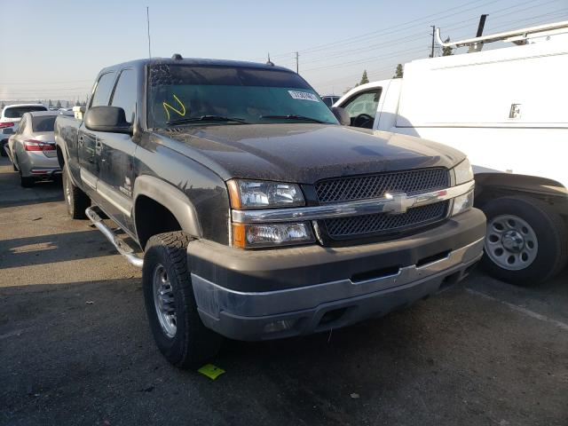 Salvage cars for sale from Copart Rancho Cucamonga, CA: 2004 Chevrolet Silverado