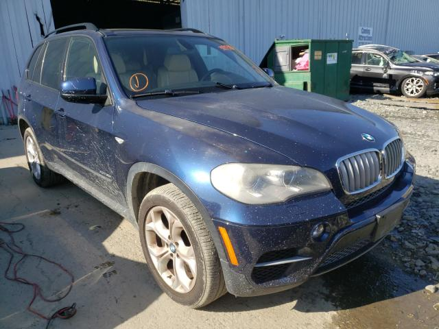 Salvage cars for sale from Copart Windsor, NJ: 2012 BMW X5 XDRIVE5