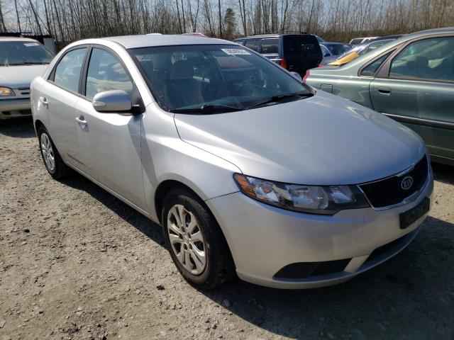 KIA salvage cars for sale: 2010 KIA Forte EX