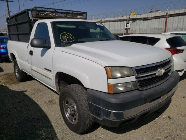 2007 Chevrolet Silverado en venta en Los Angeles, CA