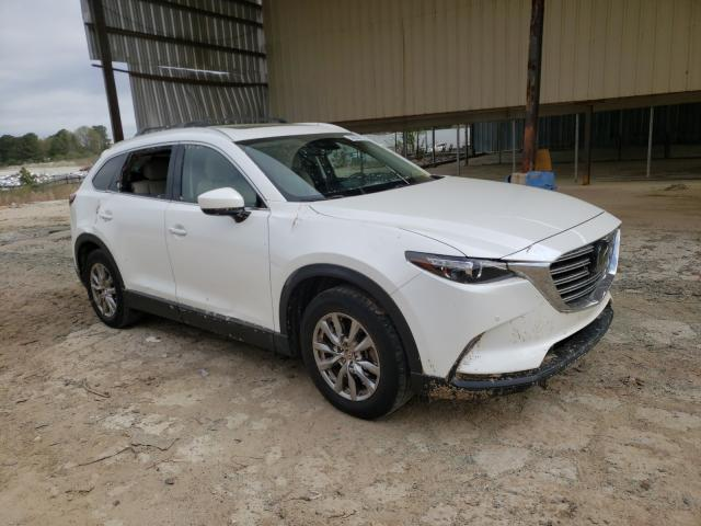 Mazda salvage cars for sale: 2018 Mazda CX-9 Touring