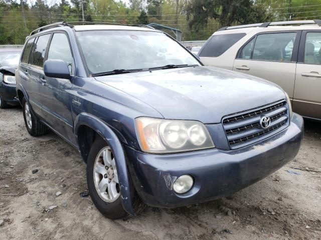 2001 Toyota Highlander for sale in Savannah, GA