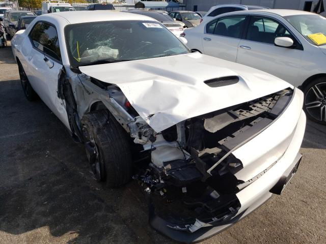Salvage cars for sale from Copart Rancho Cucamonga, CA: 2019 Dodge Challenger