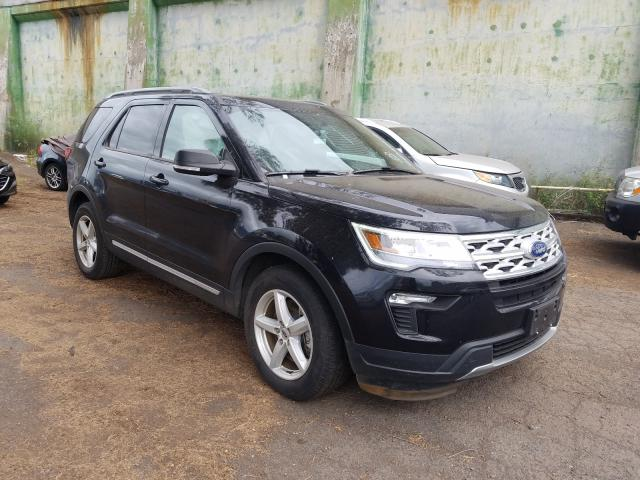 Salvage cars for sale from Copart Kapolei, HI: 2019 Ford Explorer X