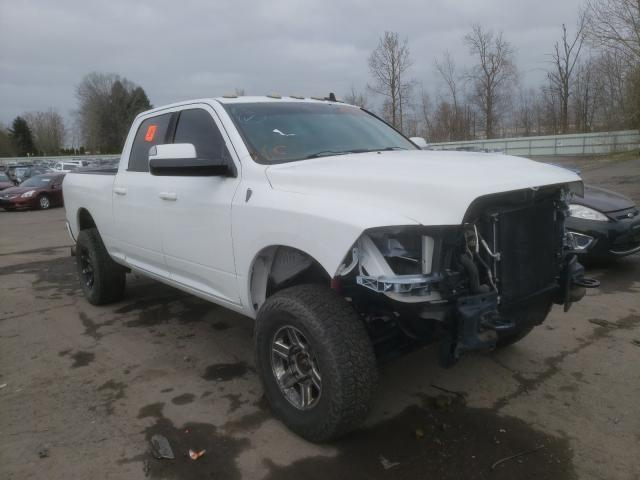 Salvage cars for sale from Copart Portland, OR: 2013 Dodge 2500 Laram