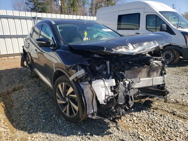 Nissan Murano salvage cars for sale: 2015 Nissan Murano