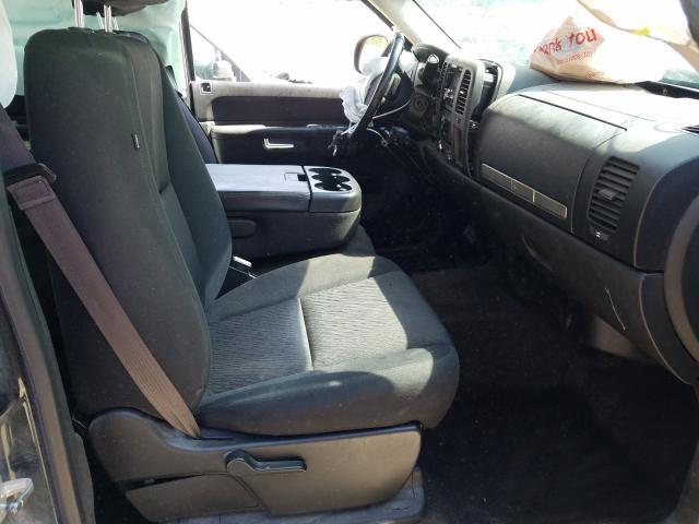 2013 Chevrolet SILVERADO | Vin: 3GCPKSE79DG******