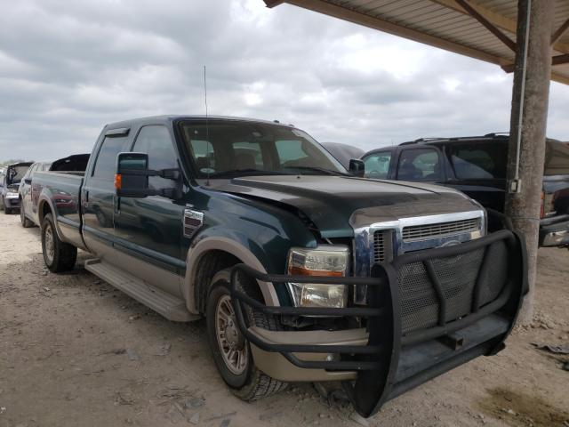 Salvage cars for sale from Copart Temple, TX: 2008 Ford F350 SRW S