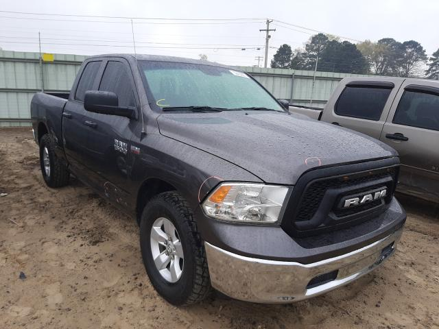 Salvage cars for sale from Copart Conway, AR: 2017 Dodge RAM 1500 ST