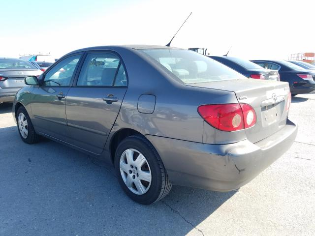 2006 TOYOTA COROLLA CE - Right Front View