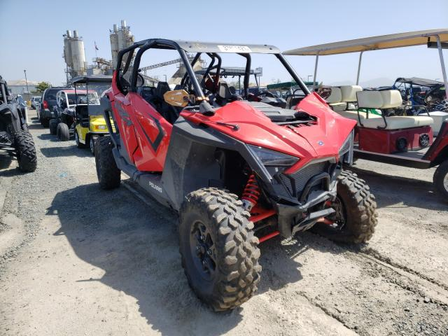 Salvage cars for sale from Copart San Diego, CA: 2020 Polaris RZR PRO XP