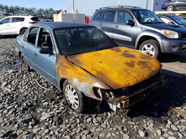 Toyota salvage cars for sale: 1995 Toyota Corolla