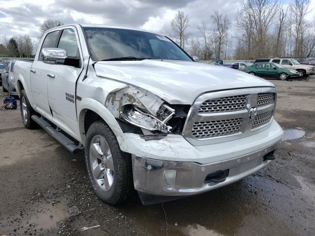 Salvage cars for sale from Copart Portland, OR: 2016 Dodge 1500 Laram