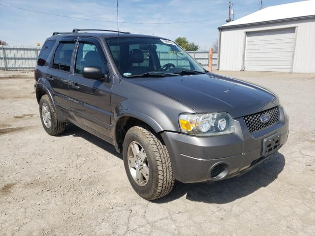 Salvage cars for sale from Copart Lexington, KY: 2005 Ford Escape LIM