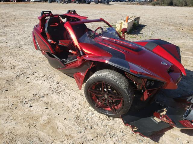 Salvage cars for sale from Copart China Grove, NC: 2017 Polaris Slingshot