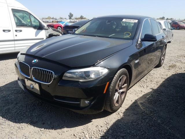 2013 BMW 528 XI - Left Front View