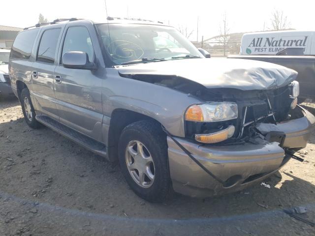 Salvage cars for sale from Copart Eugene, OR: 2005 GMC Yukon XL D