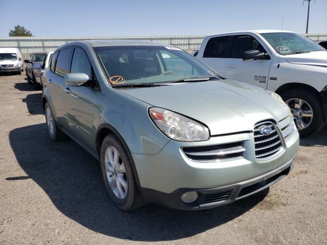 Salvage cars for sale from Copart Albuquerque, NM: 2006 Subaru B9 Tribeca
